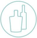 Spirituosenflaschen