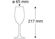 Champagnerglas_Cristallo_Mio_Champagne_Masse
