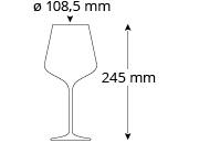 Rotweinglas_Cristallo_Nobless_Bordeaux_Masse