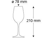 Weissweinglas_Cristallo_Mio_SauvignonBlanc_Masse