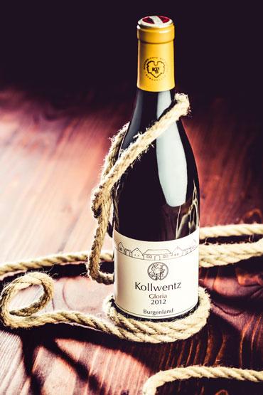 kollwentz-burgunderflasche