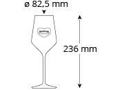 Steiermarkglas_Cristallo_Nobless_SauvignonBlanc_Masse