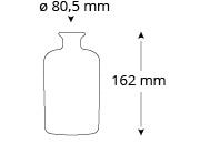 cristallo-aeijst-destillery-ginflasche, Referenz Aeijst, Cristallo