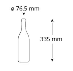 thaller-masse-rotweinflasche-cristallo