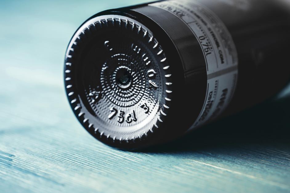 Weinmanufaktur-Strobl-Flaschenboden