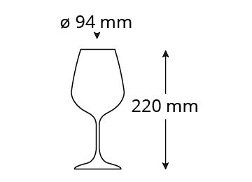 Abmessungen-N1300-catering-bar